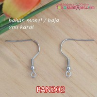 PAN202	Pengait Anting Bahan Monel Model 2 (Per Satuan)