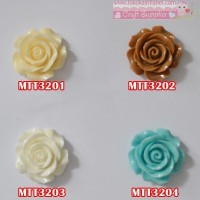 MTT32	Resin Mawar uk 2,5 cm (Per Butir)