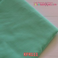 KFR111	Kain Furing Hero (Arrow) Hijau Tosca Muda uk 1mx115cm