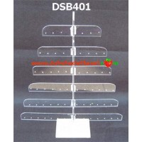 DSB401 Display Anting Tinggi 30cm 6 susun