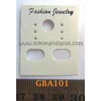 GBA101 Gantungan Bross dan Anting (Per Lusin)